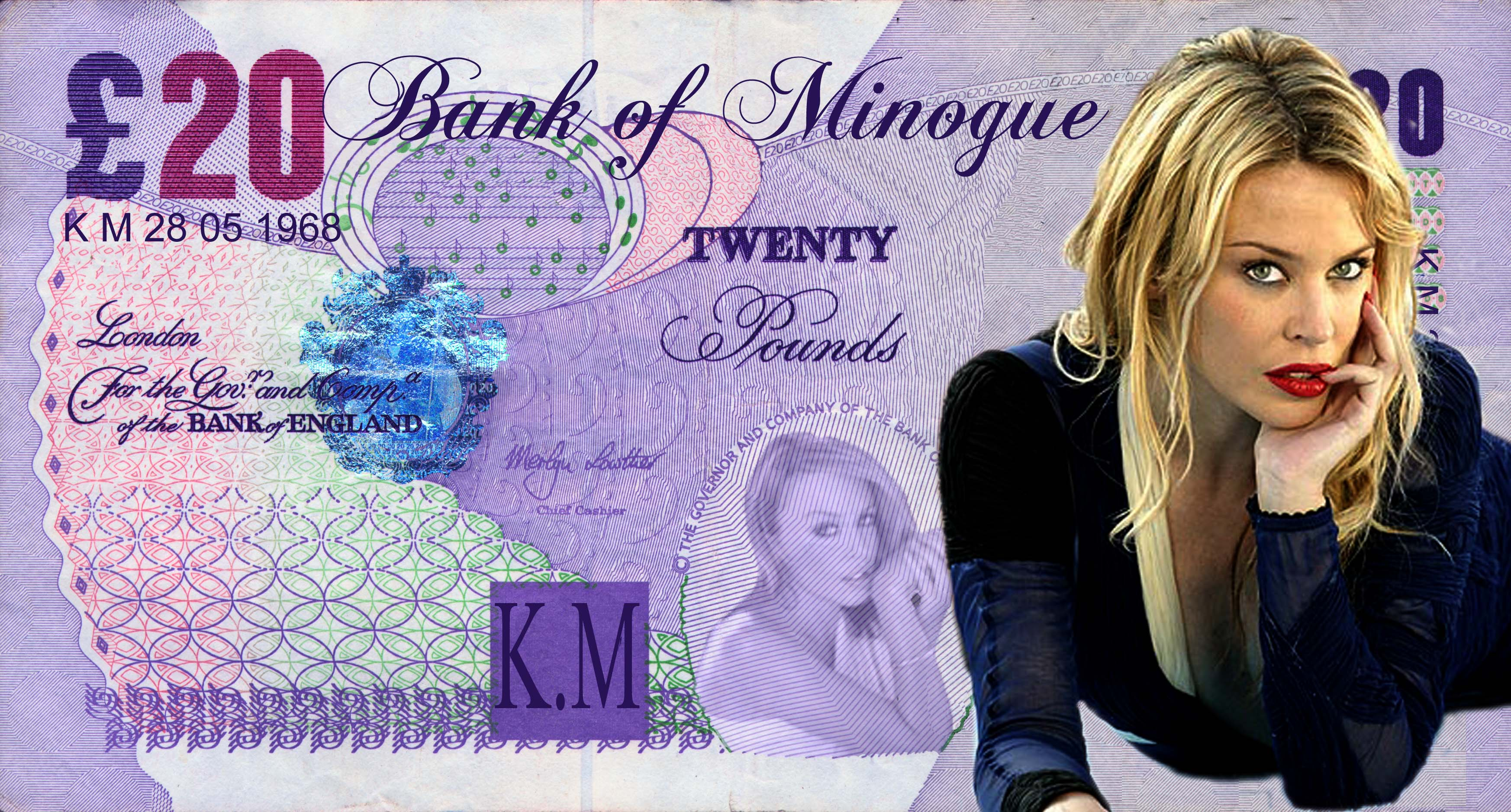 the novelty bank note kit